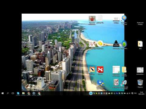 Перевернулся экран на ноутбуке - как исправить?