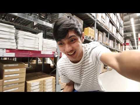 VLOG#147: Biking & Ikea Shopping Sa Singapore   Anna Cay ♥