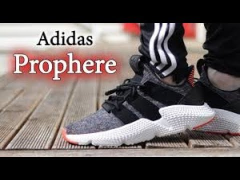 brand new 6a94f 115f5 Đập Hộp ADIDAS PROPHERE UNBOXING + REVIEW + ON FEET