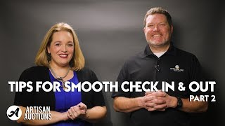 Benefit Gala Tips & Tricks | Smooth Check-In & Check-Out with Streamline Support
