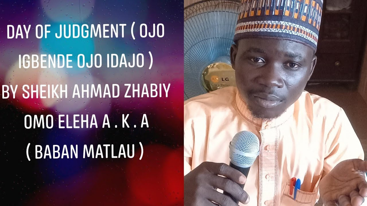 Download Day of judgment ( Ojo idajo )