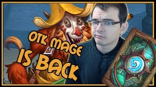 Quest Mage is back! (Yes, another combo deck) | Rastakhan