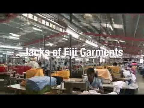 Jacks of Fiji Garments