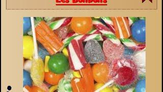 Gambar cover Les Bonbons - Les Doc d'Anass #4
