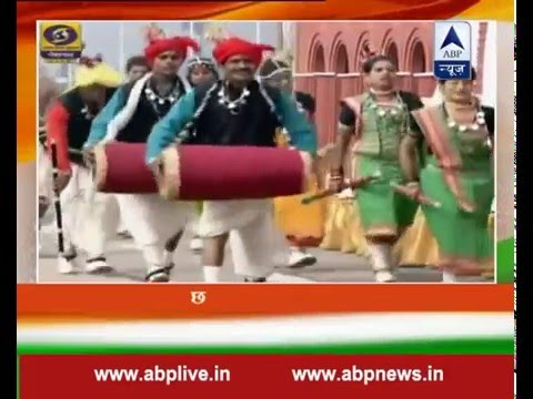 Republic Day, Part 2- 17 states present their culture through tableaux on Rajpath