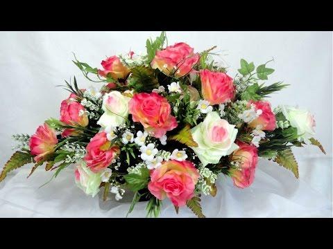 Curso Serviço de Mesa e Arranjos Florais - Arranjos de Flores