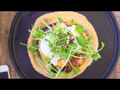 Breakfast at Harvest Espresso – Perth. Chowzter's Tastiest Breakfast in Asia 2015