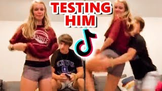 """GOOD"" BOYFRIENDS GET TESTED by the TikTok GIRLS  👊💔"