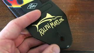 ✅  How To Use Ralph Marlin Optic Impressions Guitar Strap Review
