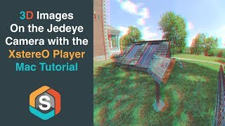 Create 3D images with the XstereO App