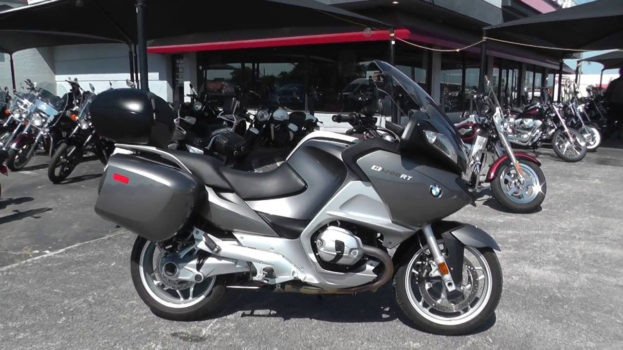 W22730 2013 Bmw R1200rt Used Motorcycle For Sale