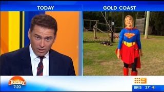 Today Show Funny Bits Part 81. Hanging with Ms Cooper!