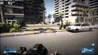 Battlefield3 auf Nvidia Geforce 8800GTS [HD]