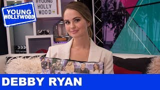 Debby Ryan's First Kiss Story & Celeb Crush Revealed In Her Game of Firsts!