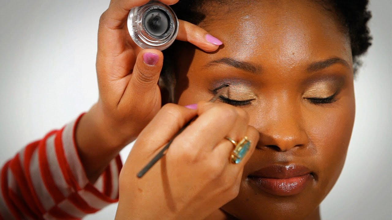 Best Products For Black Skin  Black Women Makeup - Youtube-2168