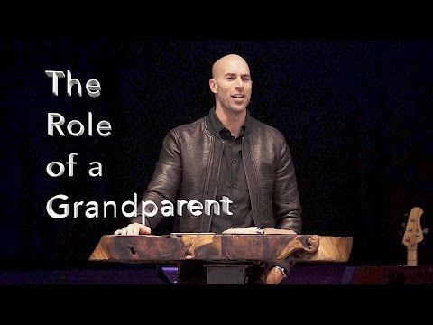 The Role of a Grandparent