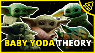Baby Yoda Theory: Why Moff Gideon Wants The Child?!? (Nerdist News w/ Dan Casey)