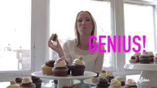 PureWow Presents: How To Eat A Cupcake