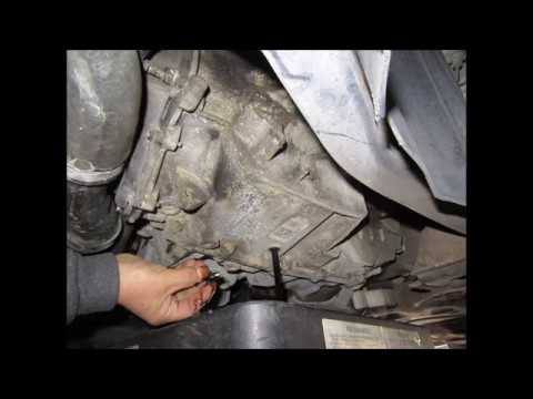 2014 Ford Escape Transmission fluid change (Drain and fill)