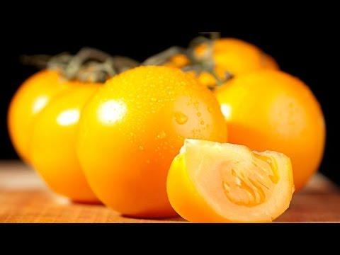 Желтый помидор (детская история)