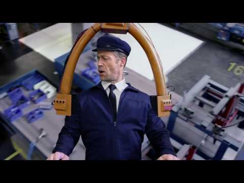 Maytag Man Commercial  Built for Dependability