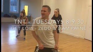 Zedd & Liam Payne - Get Low | TNT Class, Edinburgh | Kijean Dill & Kris Mann Choreography