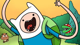Gmod Death Run Funny Moments - Super Mario World!
