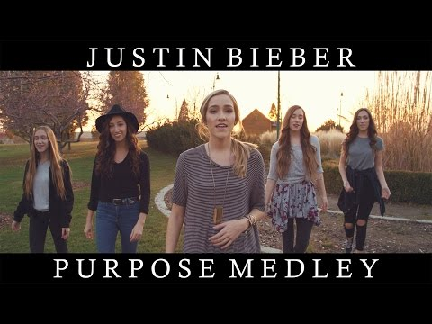 Justin Bieber Purpose Medley (One Take) | Gardiner Sisters - On Spotify