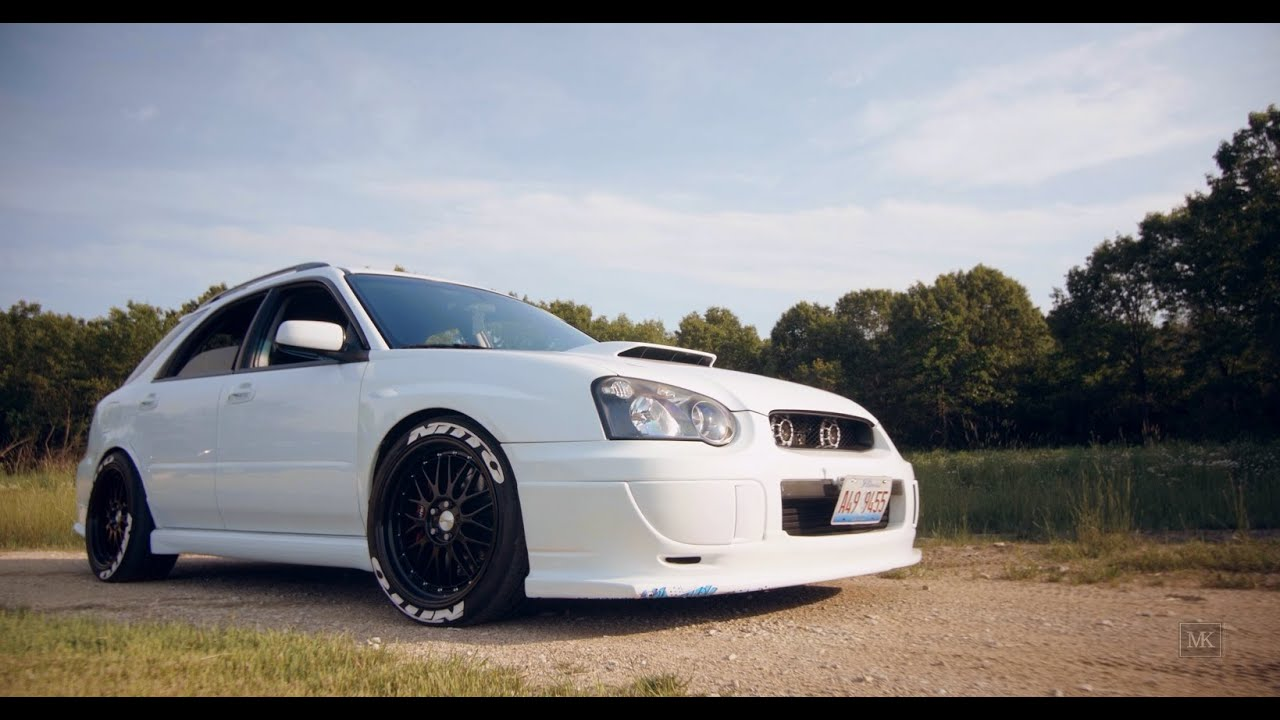 Matt S 500hp Sti Hybrid Wagon Youtube