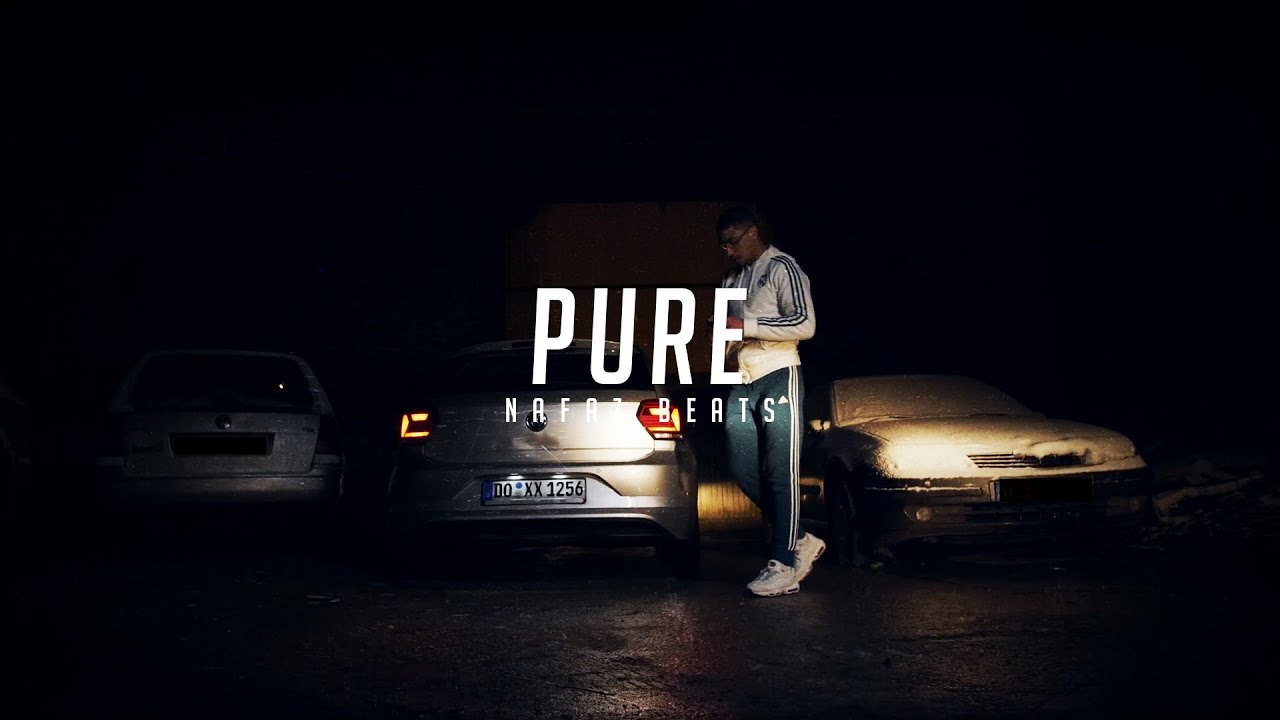 "Maes x Ninho Type Beat ""Pure"" | Instrumental Sombre/Triste | Instru Rap 2021"