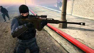 GTA 5 Swat Mod  (What I