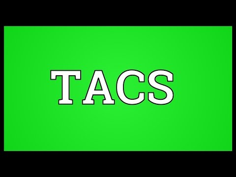 TACS Meaning
