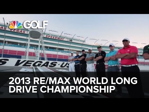 2013 RE/MAX World Long Drive Championship Preview