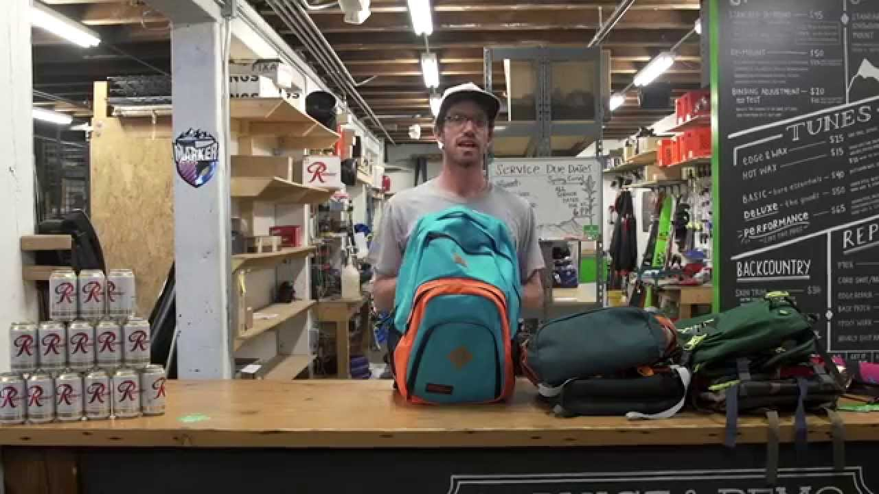Guide To Backpack Sizing - Volume  U0026 Liters