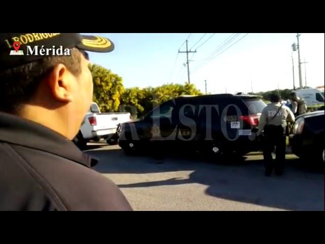 Policía fallece baleado mientras transportaba detenido :: POR ESTO!