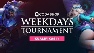CODASHOP Weekdays Tournament by RevivaLTV - Final Day