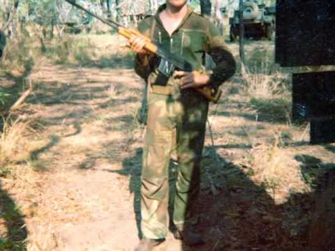 I wanna be in the Rhodesian Army if they send me off to war!.wmv