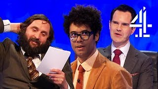 Joe Wilkinson is 'ABSOLUTE DOGS**T' at Maths?! | 8 Out of 10 Cats Does Countdown