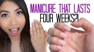 Long Lasting Manicure - SNS Nails