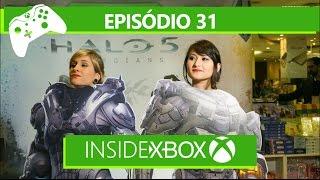 Inside Xbox ep31: Lançamento Halo 5, WRC5, Assassin