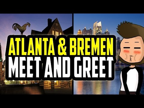 Atlanta (USA) & Bremen (Germany) Meet And Greet & Next Livestream Date | Get Germanized