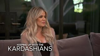 KUWTK | Khloé Kardashian Helps Mediate Between Kourtney & Kris Jenner | E!