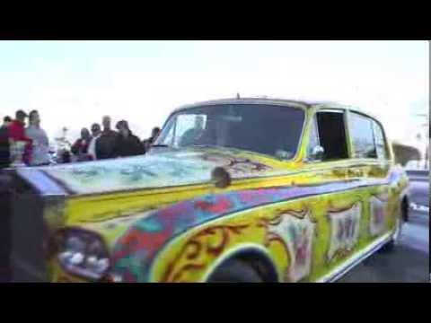 Marcus Cahill and John Lennon's Rolls Royce