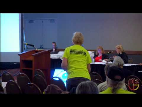 Uranium Mining Hearings & Public Comments . Second Half.