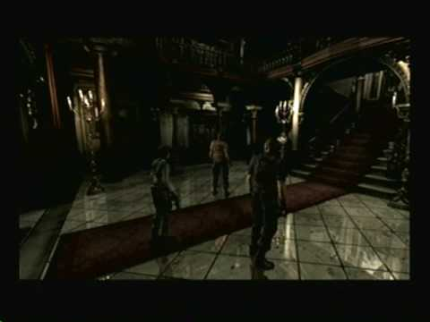resident evil 2002 remake walkthrough