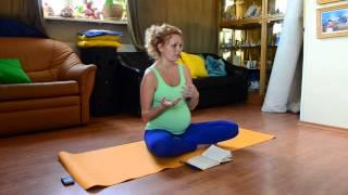 Йога для зачатия видео уроки