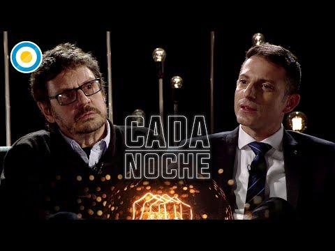 Felipe Pigna en Cada Noche
