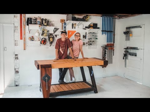 Moving Into Our Dream Shop! EP: 3 Woodworking Workshop Build
