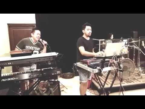 Sesi Latihan Dorman Manik & Band #2