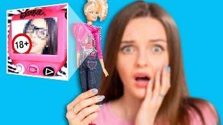 ОПАСНАЯ и СКАНДАЛЬНАЯ! Кукла Барби с видеокамерой / Обзор и Распаковка